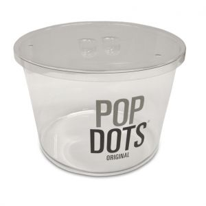 PopDots Display Bucket