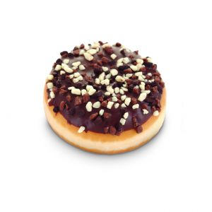Triple Chocolate BallDots Doughnut