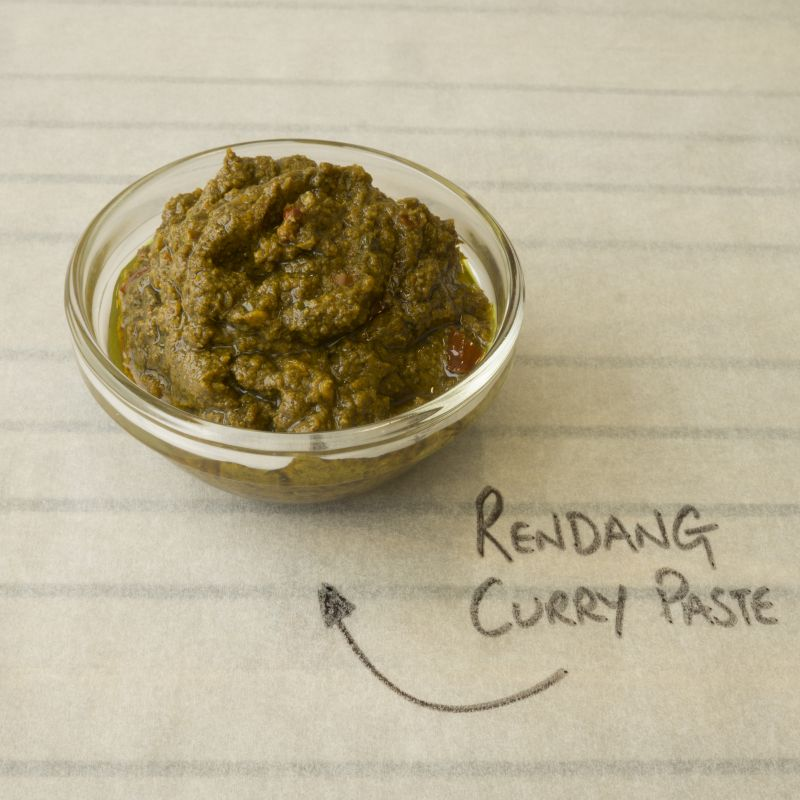 Rendang Curry Paste