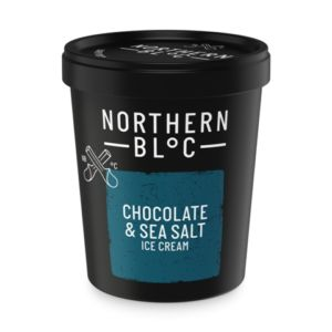 Chocolate and Sea Salt Ice Cream