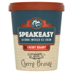 Speakeasy Ice Cream Cherry Brandy