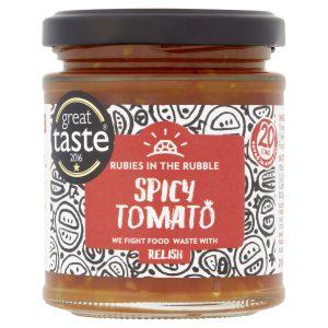 Rubies Spicy Tomato Relish